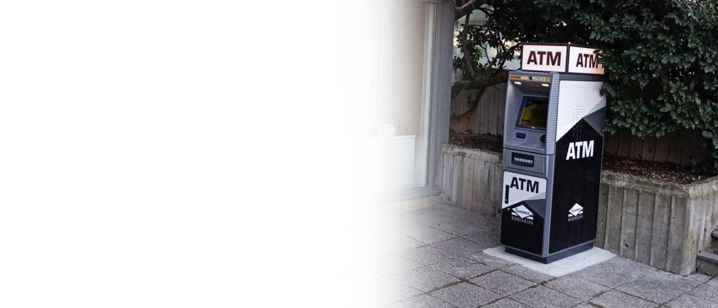 Bankomat Euronet lahko koristi vašemu podjetju in zagotovi vašim strankam ustrezen dostop do gotovine.